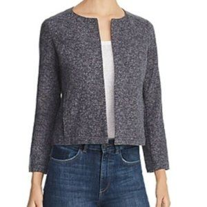 NWT Eileen Fisher Granite Cotton Jacket Cardigan